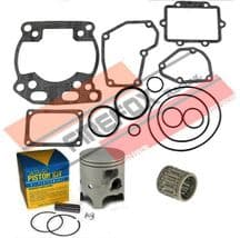 Suzuki RM250 2002 66.40mm Bore Mitaka Top End Rebuild Kit Inc Piston & Gaskets